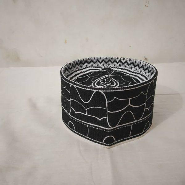 barkati-topi-black-tajjushariah-design
