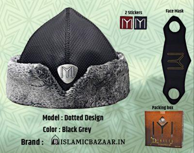 Ottoman Bork Ertugrul Fur Hat D6 Cap
