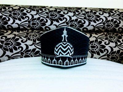 Islamicbazaar Barkati Topi With Alahazrat Gumbad