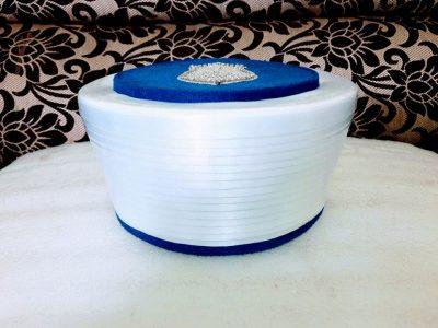 Saqibi Topi Navy Blue