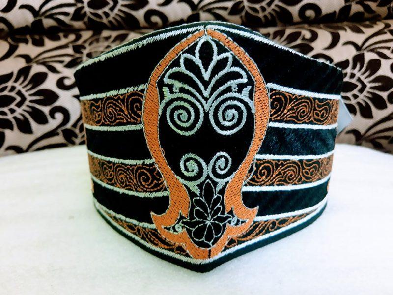 Barkati Omani Topi Nalain Shareef Model 261220