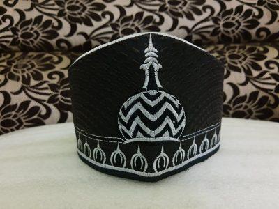 Islamicbazaar Barkati Topi With Alahazrat Gumbad Brown