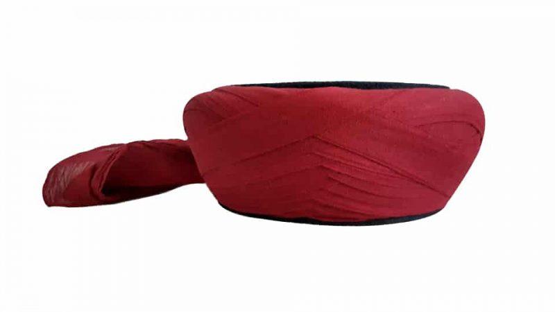 Naqshbandi Turkish Red Imamah Sharif